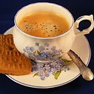 Koffie....koekje erbij?? by Yool