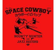 Space Cowboy Photographic Print