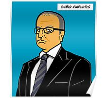 Dragons Den - Theo Paphitis Poster