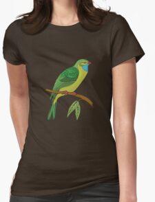 green domestic bird 2 T-Shirt