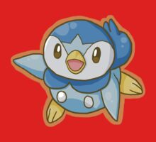 Piplup Baby Tee