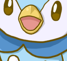 Piplup Sticker