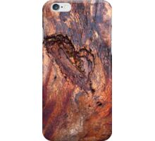 Red Gum wood iPhone Case/Skin