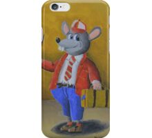 College Rat iPhone Case/Skin