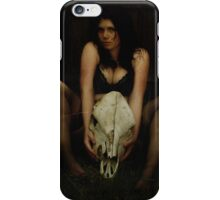We'll be together again iPhone Case/Skin