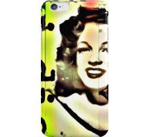 marylyn monroe, pop i die. iPhone Case/Skin