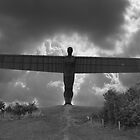 Angel of the North - Troubled Sky by b8wsa