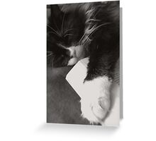 Bookmark Greeting Card