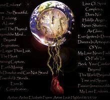Love Endures... by Amber Elizabeth Fromm Donais