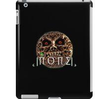 ˛|∏ O ∏ ∑|¸ (none) Moon Logo iPad Case/Skin