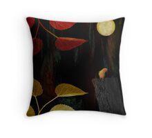 Autumn {Remix} Throw Pillow
