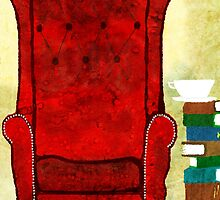 Stories from the big chair by Justin Fagence