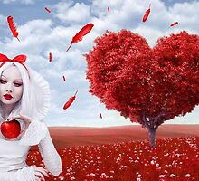 ~ Let Me Be Your Valentine ~ by Alexandra  Lexx