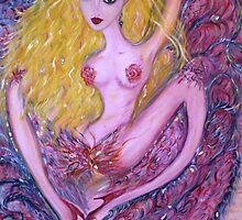 Between the Wings by Nina Pap de Pesteny