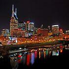 Nashville Skyline by sfield