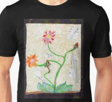 In the Garden (like Yeats) #1 Unisex T-Shirt