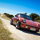 Porsche 930 Turbo by Andre Gascoigne