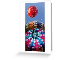 Farewell Mass Ascension.4 Greeting Card