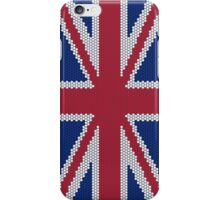Union Jack Hexagons iPhone Case/Skin