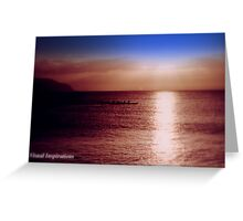 """Guiding Light"" Greeting Card"