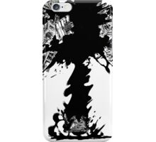 LIBERATION!!! _ BLACK BEARD iPhone Case/Skin