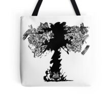 LIBERATION!!! _ BLACK BEARD Tote Bag