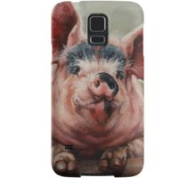 Friendly Pig Samsung Galaxy Case/Skin