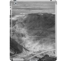 Bingham Canyon Open Pit Copper Mine iPad Case/Skin