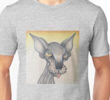 Sassy Sphynx Unisex T-Shirt