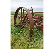wheel 3 Photographic Print