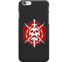 Destiny Raid Emblem iPhone Case/Skin