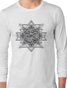 Tribal Trip OM Geometry Long Sleeve T-Shirt