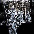 Statue Party by Patrick Czaplewski