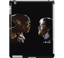 enemy mine (1985) iPad Case/Skin