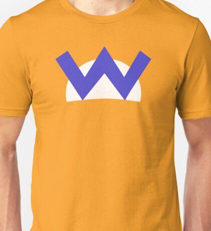 Wario W Unisex T-Shirt