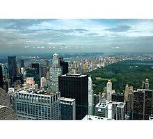 Central Park West Photographic Print