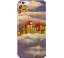Cloud Street iPhone Case/Skin