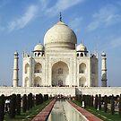 Taj Mahal by Braedene