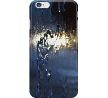 Mysterious glow iPhone Case/Skin
