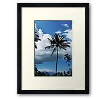 Maui in May Framed Print