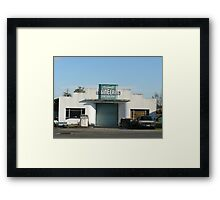 Connell Engineering Framed Print