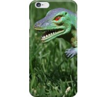 Jurassic Yard  iPhone Case/Skin