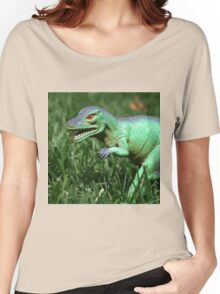 Jurassic Yard  Women's Relaxed Fit T-Shirt