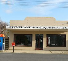 Second Hand & Antique Furniture by Joan Wild