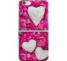 Hearts and Petal iPhone Case/Skin