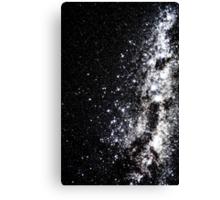 Into The Galaxy (Forward) Canvas Print