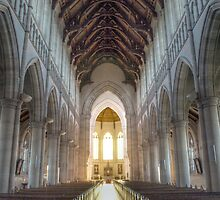 Cathedral - Indoors by Joel Bramley