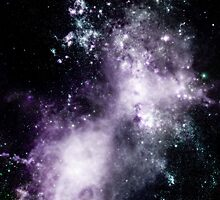 INTO THE GALAXY (WAKE) by Designsbytopher