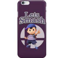 Ness - Super Smash Bros iPhone Case/Skin