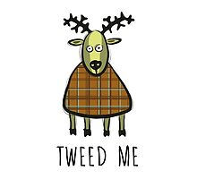 Tweed Me by povalyaeva